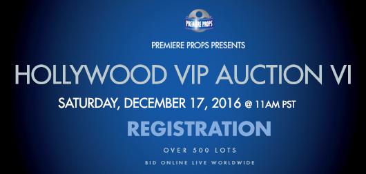 Hollywood VIP Auction