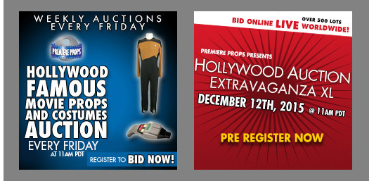 Hollywood Auction Extravaganza
