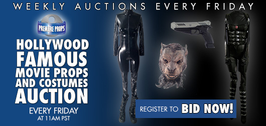 Hollywood Famous Auction