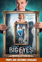 Big Eyes Movie Prop Live Auction