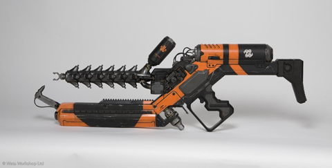 District 9 Gun