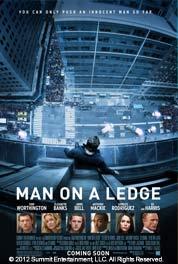 Man on a Ledge Movie Props and Memorabilia