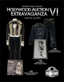Hollywood Auction Extravaganza VI Catalog