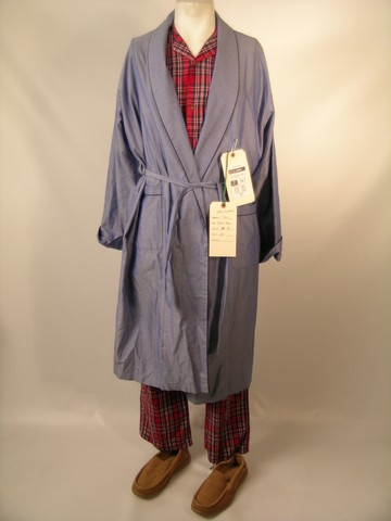 Scary Movie 5 Scary Movie 5 Dan Simon Rex Pajama Movie Costumes 1 Movie Props Movie Memorabilia Premiere Props