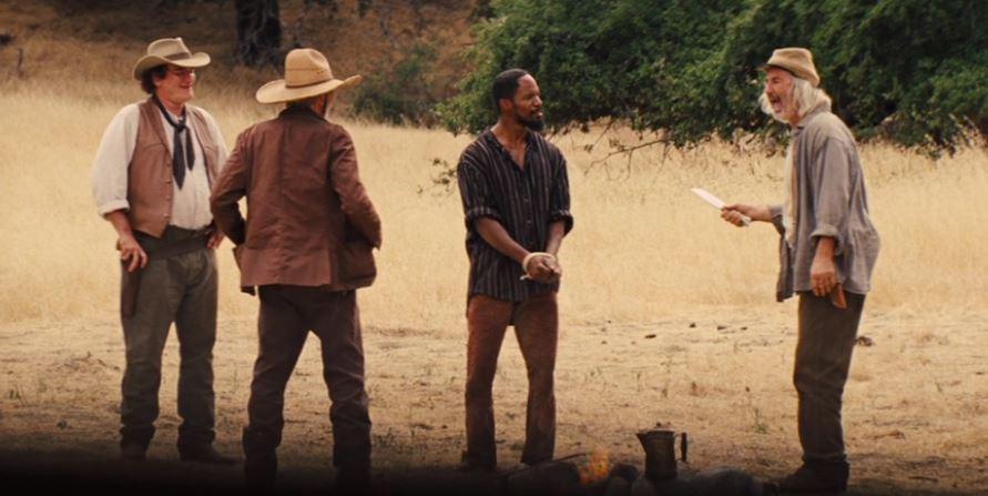 Django Unchained - Django Unchained (Jamie Foxx) Knife Movie