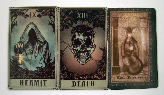 Now You See Me - Now You See Me Tarot Cards Movie Props #1 ... Now You See Me The Four Horsemen Cards