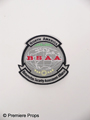 Afterlife North American Bioterrorism Patch Movie Props