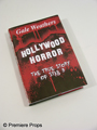 Scream 4 Hollywood Horror Book Movie Props