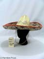 ALPHA DOG Frankie (JUSTIN TIMBERLAKE) Screenworn Straw Sombrero