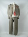 Beautiful Creatures Ethan (Alden Ehrenreich) War Movie Costumes