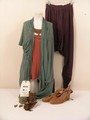 Beautiful Creatures Amma (Viola Davis) Wrap Movie Costumes