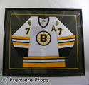 Phil Esposito Autographed Boston Bruins Jersey