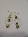 Joyful Noise Vi Rose (Queen Latifah) Dangle Earrings Movie Props