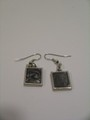 Joyful Noise Vi Rose (Queen Latifah) Metal Earrings Movie Props