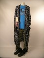 Last Stand Lewis (Johnny Knoxville) Robe Movie Costumes