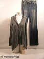 Possession Stephanie (Kyra Sedgwick) Blouse Jeans Movie Costumes