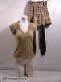 Possession Em (Natasha Calis) Shirt & Skirt Movie Costumes