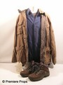 Possession Clyde (Jeffrey Dean Morgan) Hero Movie Costumes