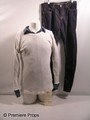 Possession Clyde (Jeffrey Dean Morgan) Shirt Jeans Movie Costume