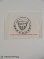 Source Code Colter (Jake Gyllenhaal) Napkin Movie Props