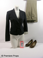 Borrowed Rachel (Ginnifer Goodwin) Blazer & Pants Movie Costumes