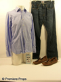 Borrowed Dex (Colin Egglesfield) Screen Worn Movie Costumes