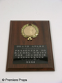 Borrowed Rachel (Ginnifer Goodwin) Plaque Movie Props