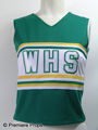 Blind Side Collins Tuohy (Lily Collins) Cheer Movie Costumes