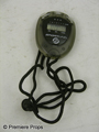 Blind Side Coach Cotton (Ray McKinnon) Stopwatch Movie Props