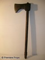 Underworld Evolution Elder's Battle Axe Movie Props