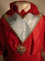 Musketeers Cardinal Richelieu (Christoph Waltz) Movie Costumes