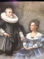 Tulip Fever Sophia (Alicia Vikander) Portrait Movie Props